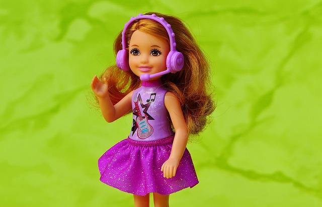 barbie zpěvačka