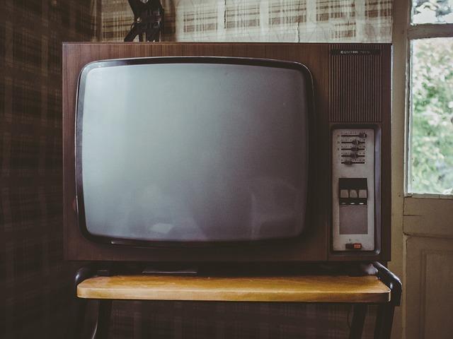 stará televize