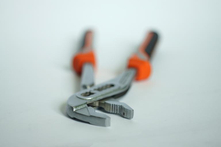 klíč instalatéra